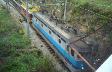 "ASEA 1141, ""uhvaćena"" kraj EVP Sušak © zeljeznice.net, railman"