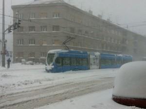 U Zagrebu nema većih zastoja