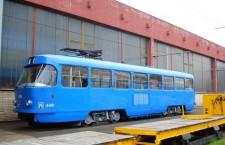 Zagrebački tramvaj, model Tatra T4, © zeljeznice.net, tram4