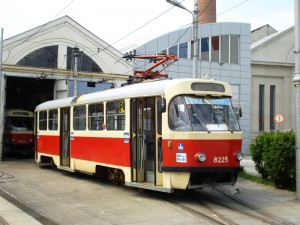 Tri stara tramvaja tipa ČKD T3 odlaze na obnovu