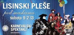 "ZET-om besplatno na ""Lisinski pleše pod maskama"""