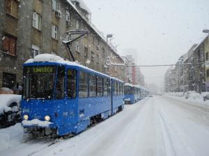 Aktualnosti ZET-a koje proizlaze iz snježnih uvjeta u gradu