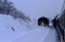 Željeznička krstarica čisti snijeg u Lici, © zeljeznice.net, sakuntala park