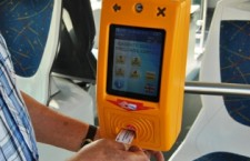 Uređaj za poništavanje karata u ZET-ovim vozilima, © zet.hr