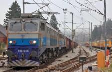 "Tzv. ""Žutke"" na čelu teretnog vlaka © zeljeznice.net, Marioo"