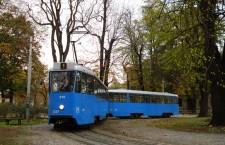 Tramvaj u okretištu Zapadni kolodvor, © zeljeznice.net, tram4