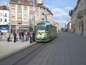 GPP-ov uskrsni tramvaj ponovno vozi ulicama grada Osijeka