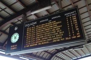 Stanje u željezničkom prometu u 11 sati