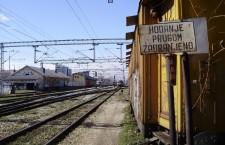 Zapadni kolodvor u Zagrebu, © zeljeznice.net, tramvajac