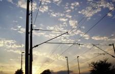 Kontaktna mreža sustava 25 kV 50 Hz © zeljeznice.net, tramvajac