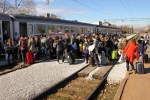 Pakao u hrvatskim vlakovima: klima ne radi, prozori hermetički zatvoreni