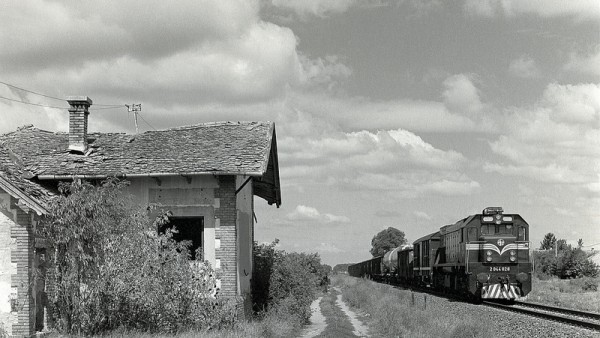 Čeminac, Baranja, 27.08.2012., © zeljeznice.net, Wolfgang Kraus