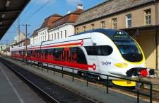 Novi Končarov vlak u Koprivnici © zeljeznic