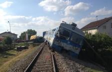 Mjesto prometne nesreće, © zeljeznice.net