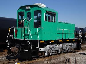 Tractive Power proizveo manevarsku lokomotivu koja zadovoljava EPA T4 standard